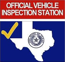 Official Vehicle Inspection Station Stare of Texas
